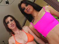 Lila and Miky get fucked Tamed Nubiles style.