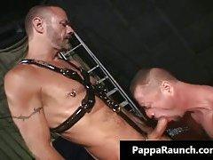 Extreme gay fucking